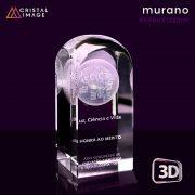 Cristal Murano 60x60x135mm