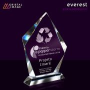 Troféu Everest 24x140x180mm
